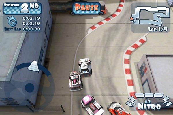 مراجعة لعبة Mini Motor Racing | بحرية درويد