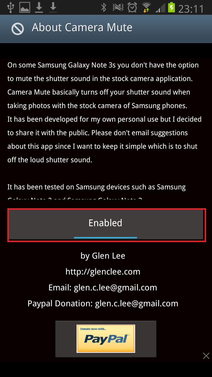 إلغي صوت الكاميرا لأي جهاز أندرويد وبدون روت | بحرية درويد