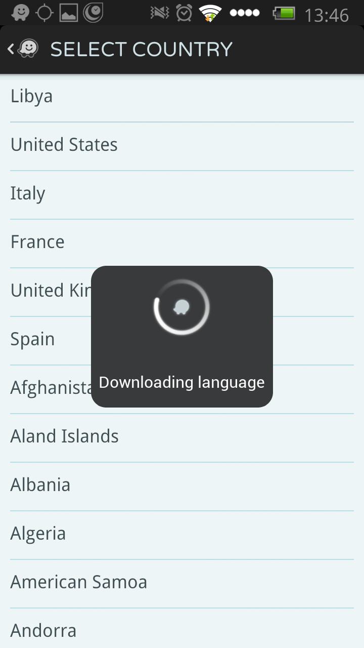 مراجعة لتطبيق الملاحة والتواصل الإجتماعي Waze | بحرية درويد