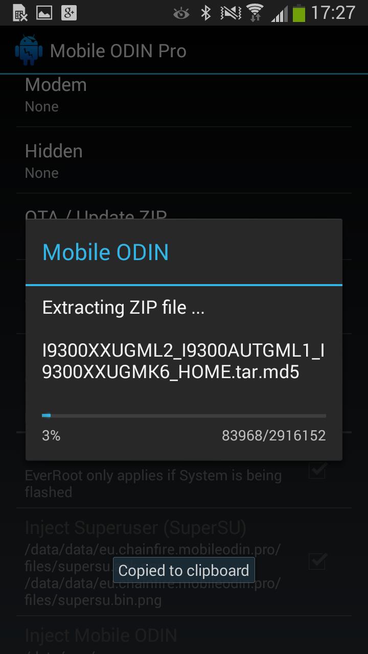 شرح تطبيق Mobile ODIN لتركيب رومات سامسونج من الهاتف مباشرة | بحرية درويد