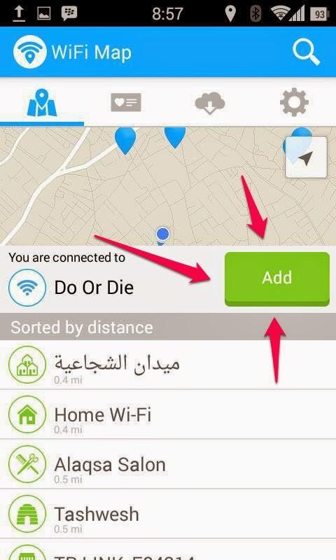 التحذير من تطبيق WiFi Map Pro — Passwords المخصص لأظهار باسورد الويفاي | بحرية درويد