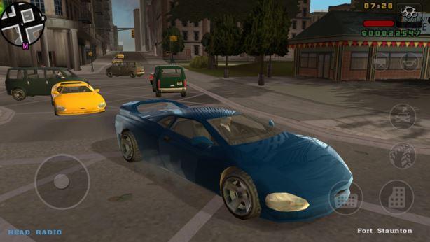 مراجعة لعبة GTA: Liberty City Stories لعبة حرامي السيارات الجديدة | بحرية درويد
