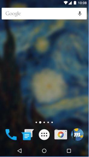 Muzei live wallpaper - لمحبين فن الرسم