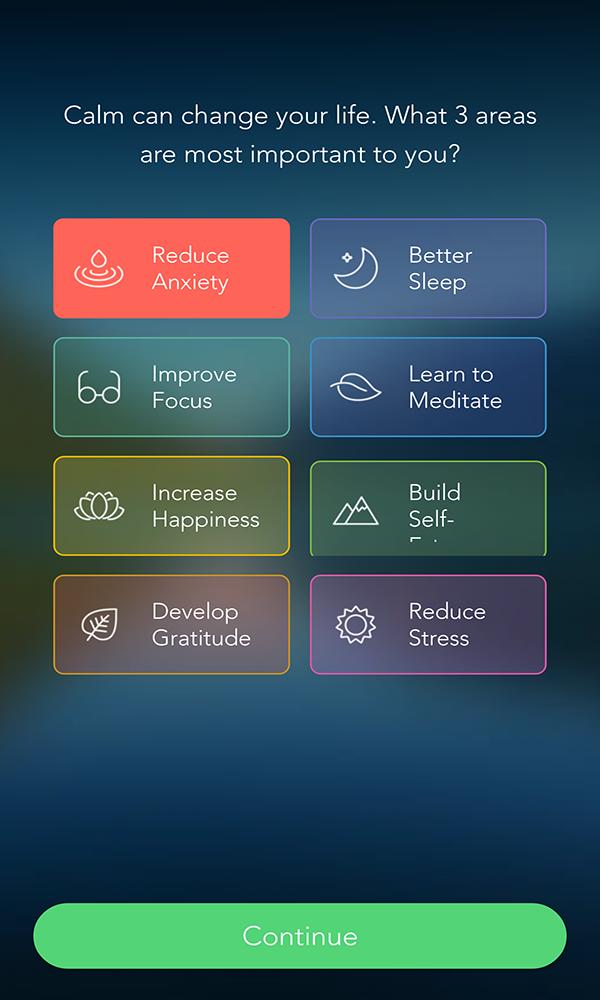 تطبيق سيساعدك على الاسترخاء والهرب من ضغط الحياة | بحرية درويد