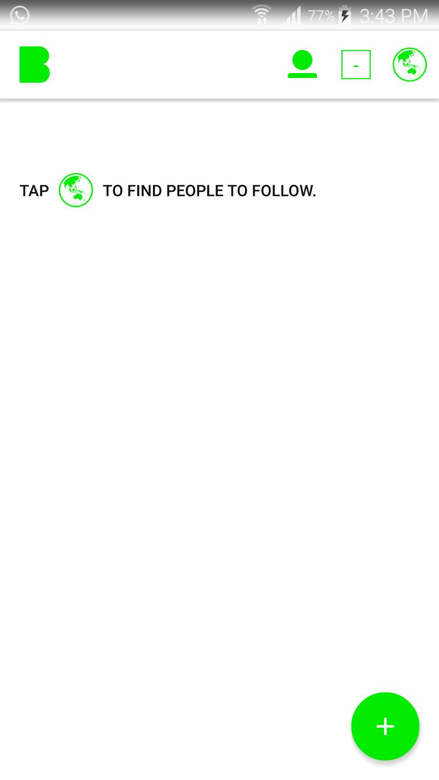 تطبيق Beme شبكة تواصل اجتماعي جديدة بفكرة مميزة عيش اللحظة | بحرية درويد
