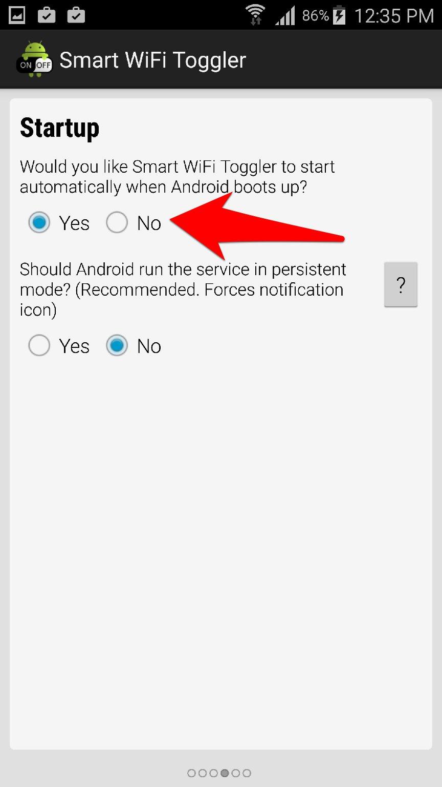 Smart WiFi Toggler تطبيق ذكي لتوفير حزمة البيانات وبطارية جوالك | بحرية درويد