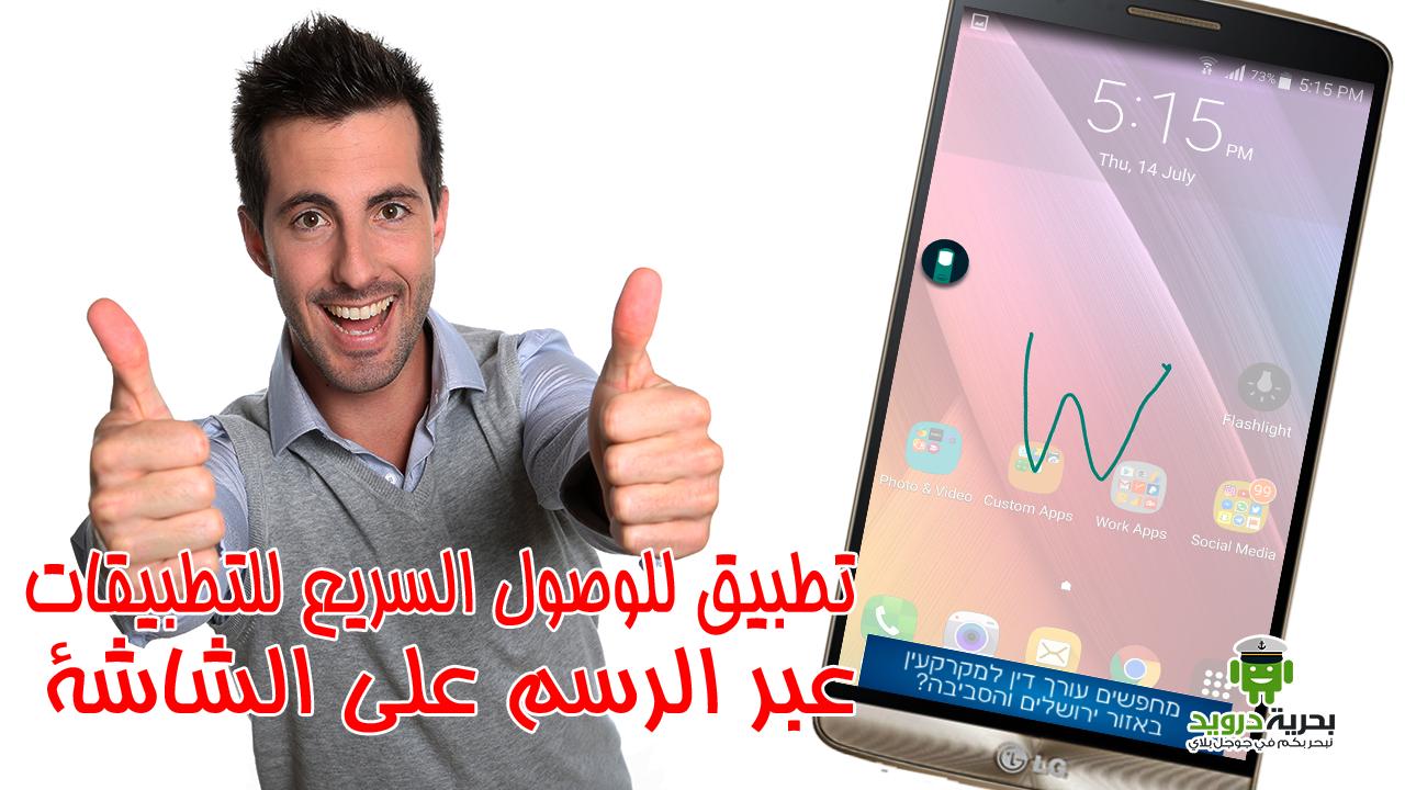 finger-gesture app review
