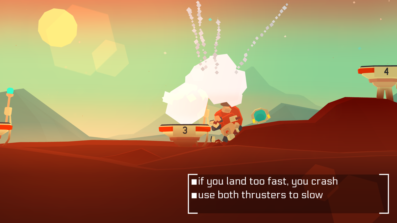Mars: Mars لعبة تحدي لاعصابك وتركيزك وردة فعلك السريعة | بحرية درويد