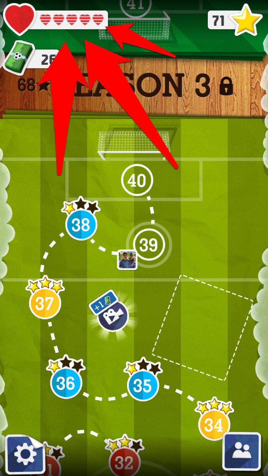 حمل لعبة Score! Hero افضل لعبة كرة قدم مجانية للاندرويد | بحرية درويد