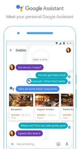 حمل تطبيق دردشة جوجل الو Google Allo بمزايا فريدة وجديدة | بحرية درويد