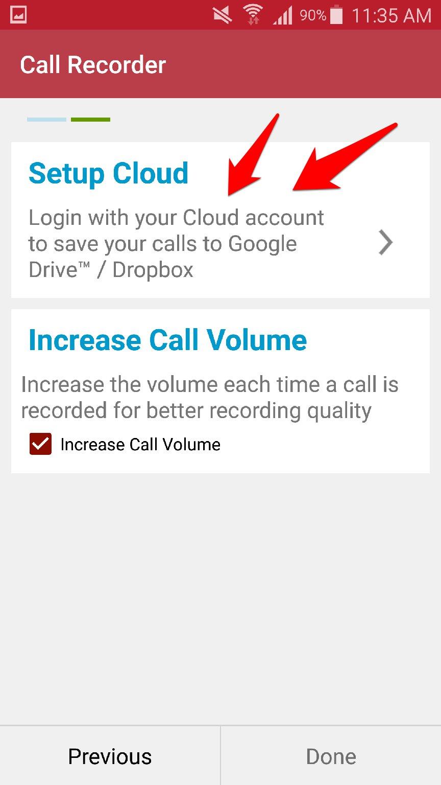 افضل تطبيق تسجيل مكالمات مجاني للاندرويد Automatic Call Recorder   بحرية درويد