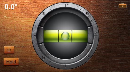 حوّل جوالك الى ميزان مائي لقياس درجة الميل مع تطبيق iHandy Level | بحرية درويد