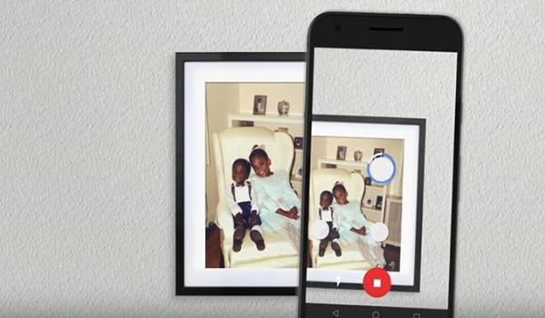 تطبيق PhotoScan لاحياء صورك القديمة من جديد | بحرية درويد