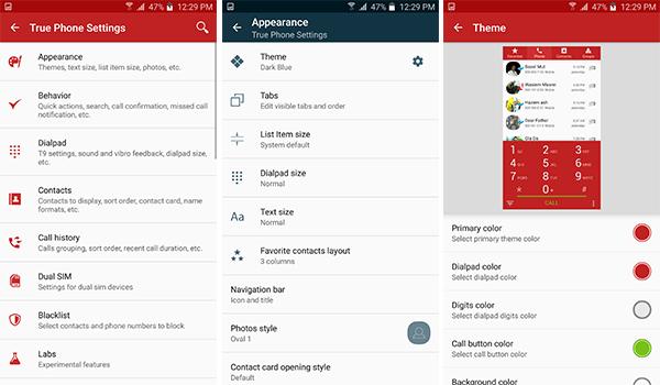 تنزيل الهاتف للاتصال تطبيق True Phone افضل تطبيق بديل للهاتف للاندرويد | بحرية درويد