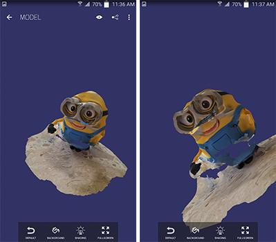 التقط صور ثلاثية الابعاد 3D من خلال تطبيق SCANN3D | بحرية درويد