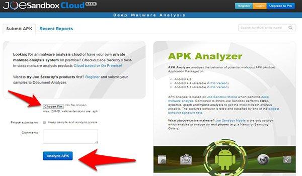 افحص التطبيقات والالعاب التى قمت بتحميلها من خارج جوجل بلاي بصيغة APK | بحرية درويد