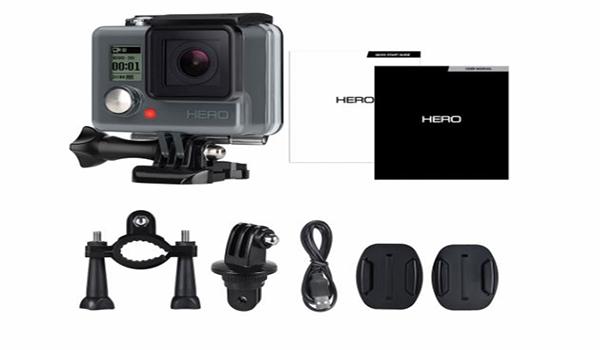 عرض اليوم: الكاميرا الرياضية جو برو GoPro Hero ب 70 دولار فقط !! | بحرية درويد