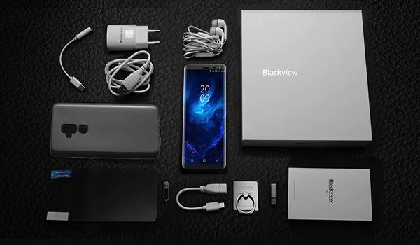 عرض اليوم: جوال Blackview S8 شبيه الجالكسي اس 8 | بحرية درويد