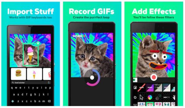 افضل تطبيقات انشاء صور متحركة 2020 GIF من الصور والفيديو للأندرويد | بحرية درويد