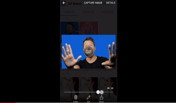 افضل تطبيقات انشاء صور متحركة 2020