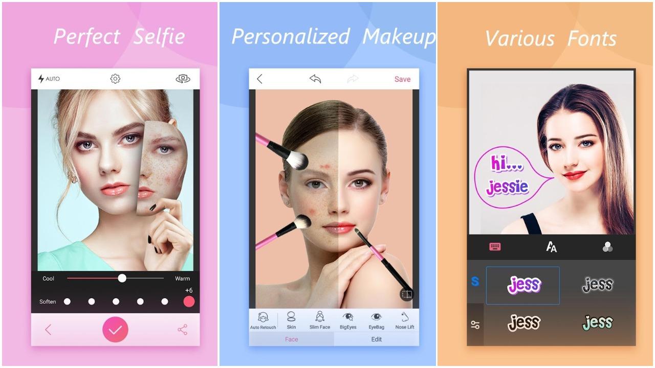 التقط أجمل صور السيلفي مع تطبيق Beauty Camera Photo Editor المجاني | بحرية درويد