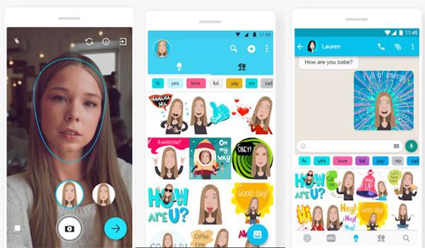 حول صورك الى ايموجي من خلال تطبيق Mirror Emoji   بحرية درويد