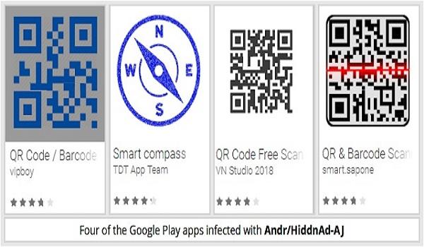 4 تطبيقات مصابة بفيروسات خطيرة !! تعرف عليها واحذفها فورا | بحرية درويد