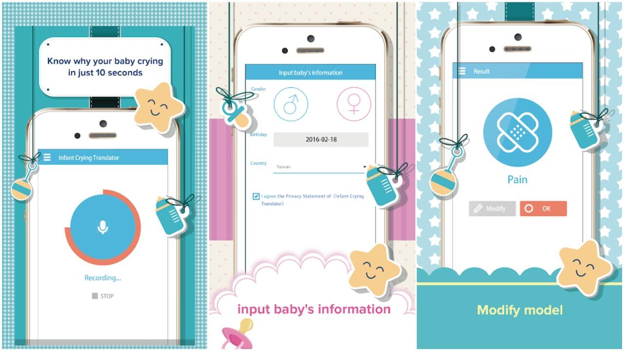 مراجعة تطبيق Infant Crying Translator : أحذر من رمي نقودك! | بحرية درويد