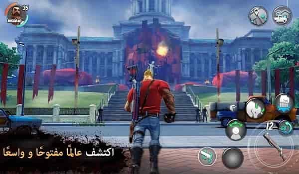 لعبة Dead Rivals – Zombie MMO متوفرة على الأندرويد لكن هل تستحق وقتك؟   بحرية درويد
