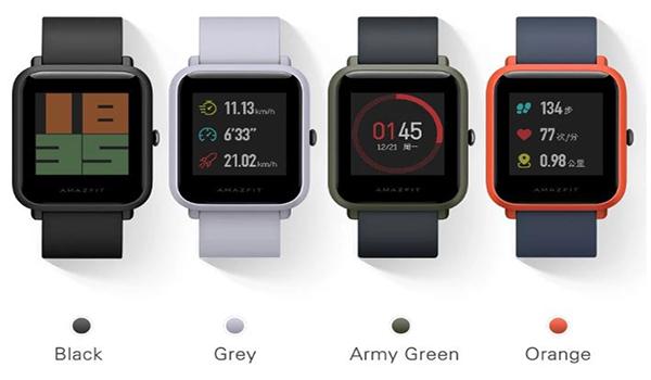 ساعة شاومي Xiaomi Huami Amazfit Bip