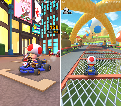 يمكنك تحميل لعبة Mario Kart Tour مجانا على جوالك الاندرويد والايفون | بحرية درويد