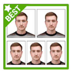 تطبيق Passport Photo Maker
